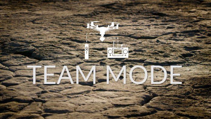 Team Mode в Typhoon H