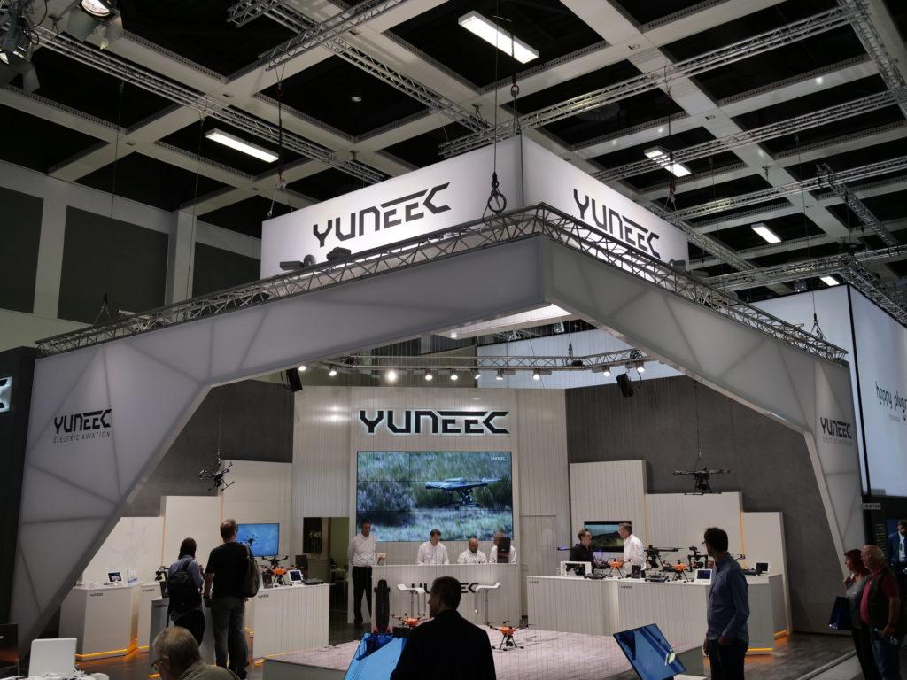 Yuneec CES2018