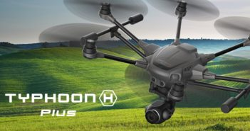 YUNEC, TYPHOON H PLUS, TYPHOON H PLUS обзор, TYPHOON H PLUS купить