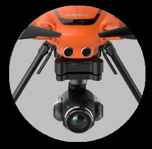 H520_SDK_Kamera, yuneec, обзор h520