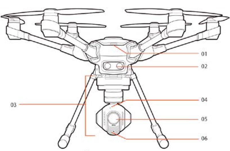 Гексаскоптер YUNEEC