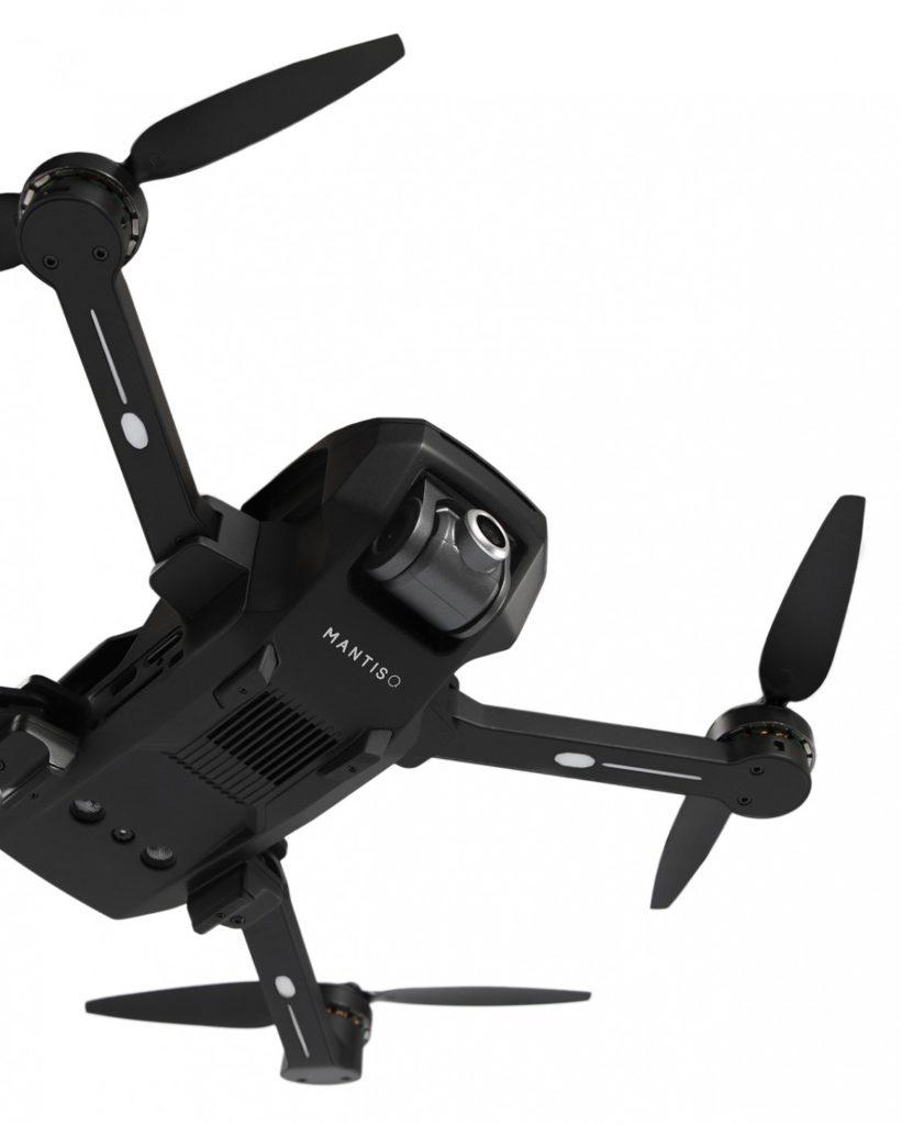 YUNEEC Mantis Q квадрокоптер с 4K камерой