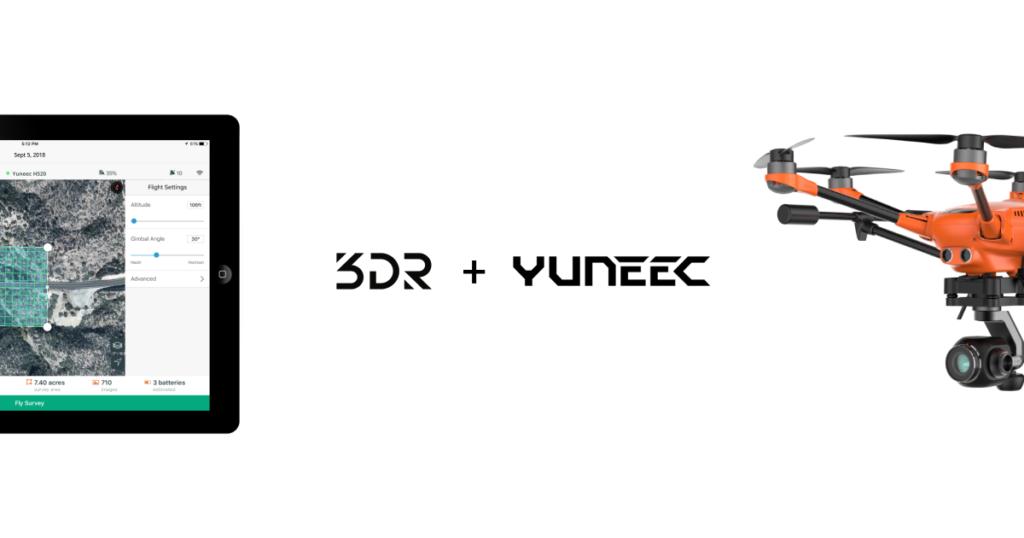 YUNEEC и 3DR