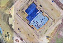 Использование дронов в проектировании и строительстве