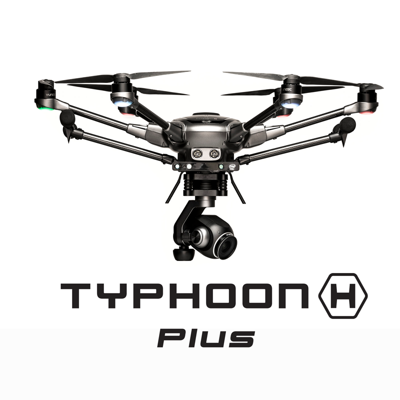Typhoon h plus мультикоптер инструкция