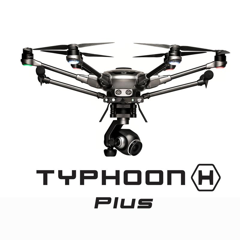 Typhoon h plus мультикоптер инструкция