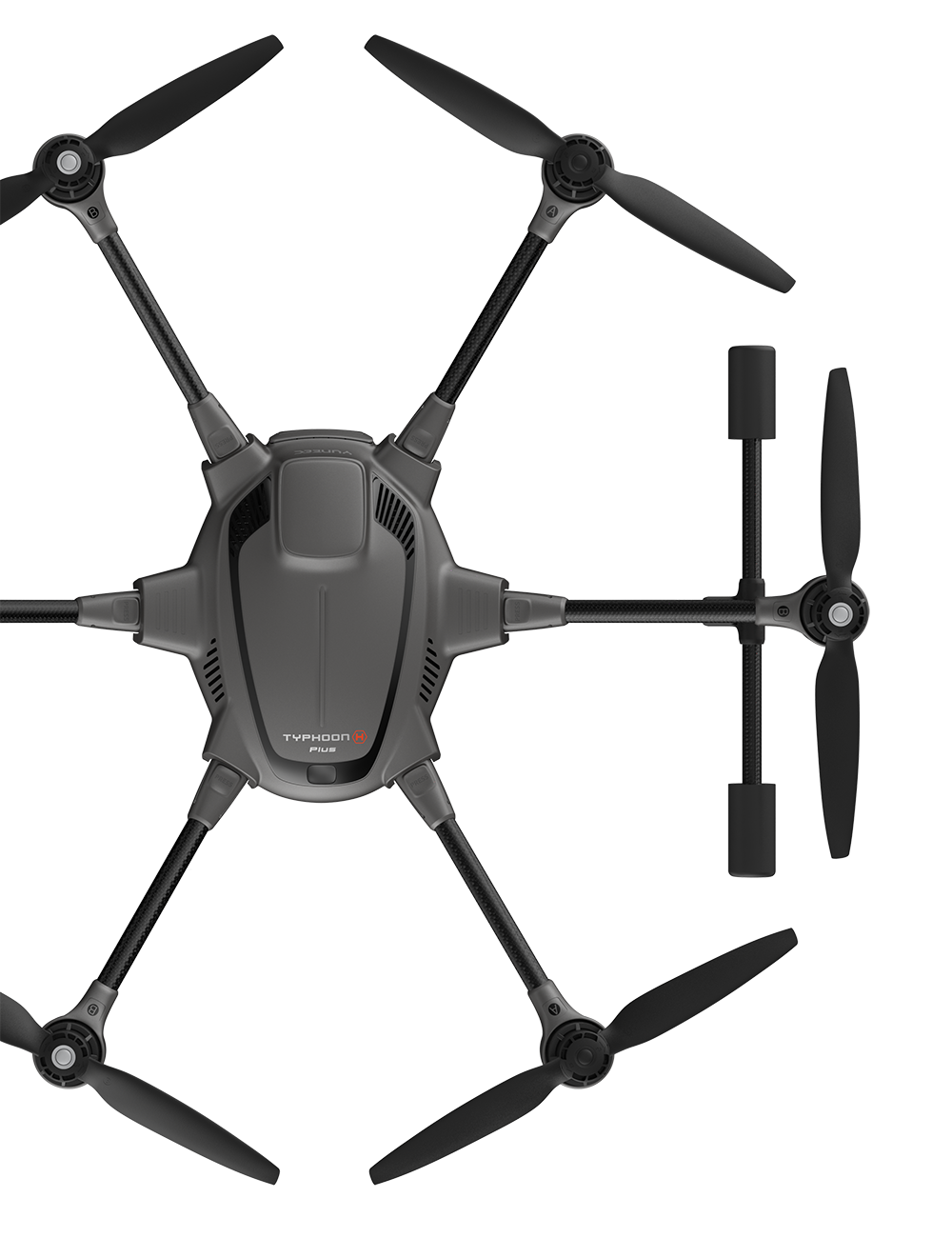 Прошивка Yuneec Typhoon H Plus
