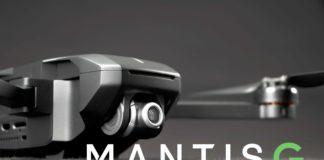YUNEEC MANTIS G