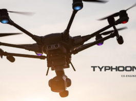 Typhoon H3, дрон