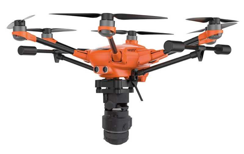 Yuneec H520 для сельского хозяйства