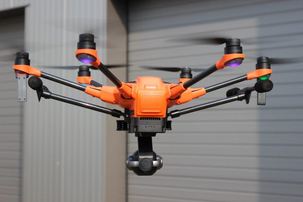 h520E hexacopter